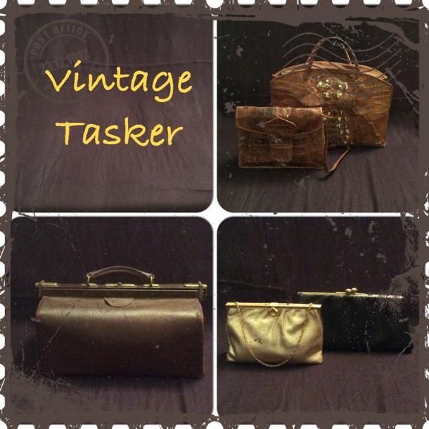 Vintagetasker